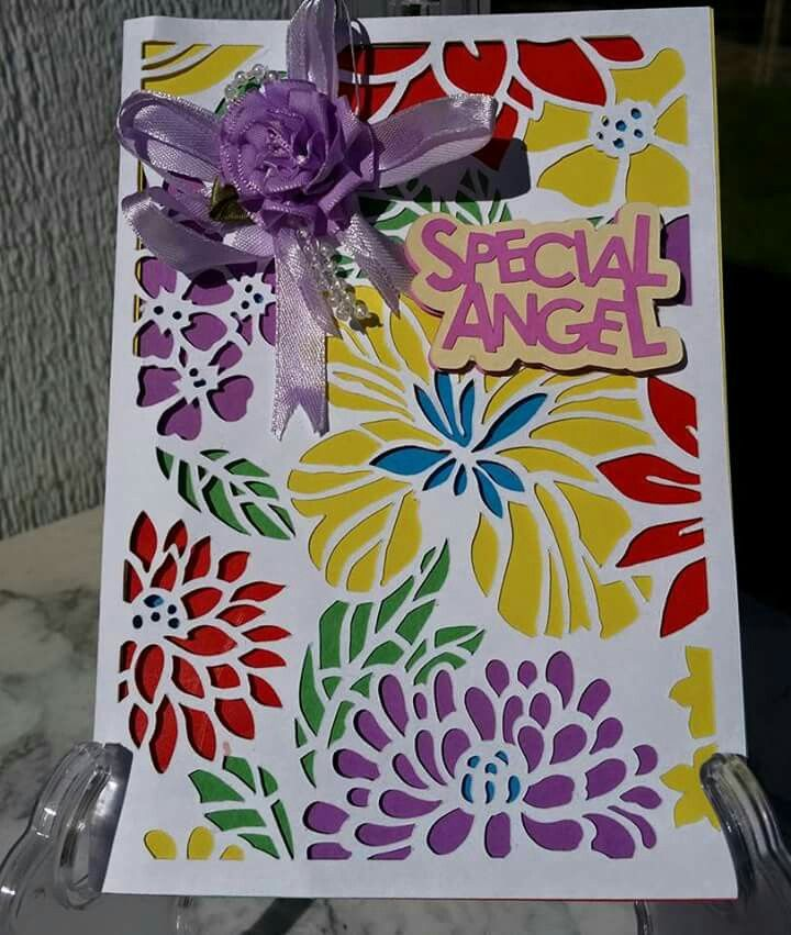 1000 Images About Anna Griffin Lovely Layered Card On