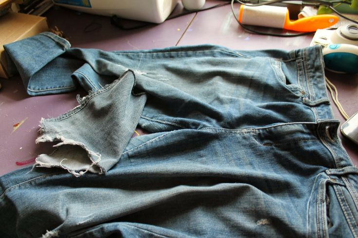 18 Best Images About Mending Jeans On Pinterest