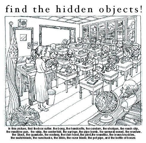 Find The Hidden Object Pictures Find The Hidden Objects