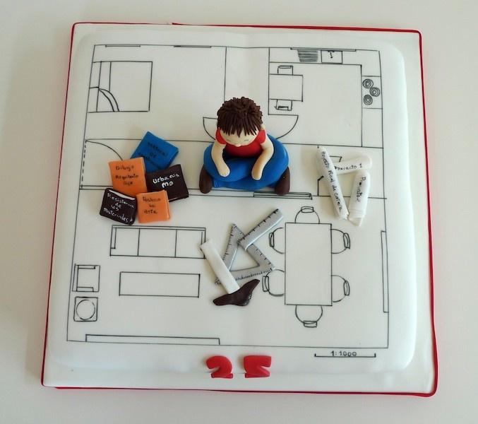 Architects Cake Cake Architecture Amp Architect