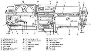 Samurai wiring diagram | Samurai | Pinterest | D, Cars and