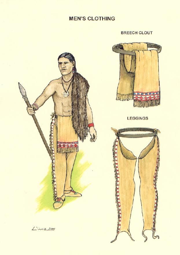 What Plains Wear Did