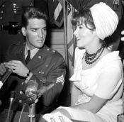 Image result for elvis presley and tina louise