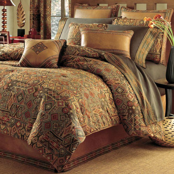 Brown Bedding Yosemite Comforter Bedding Sets By