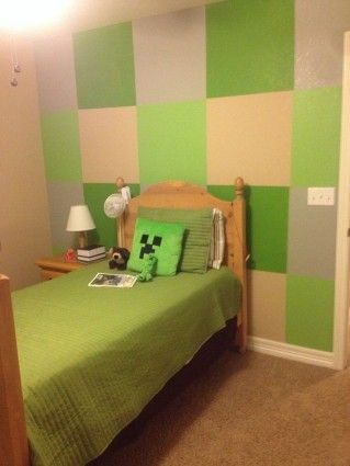 113 Best Images About Minecraft Bedroom Decor On Pinterest