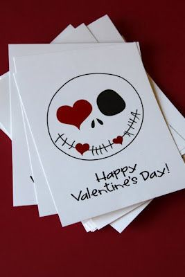 Jack Skellington Valentines Love And Valentines