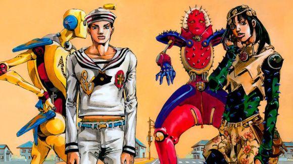 『ジョジョの奇妙な冒険』キャラクターデザイン