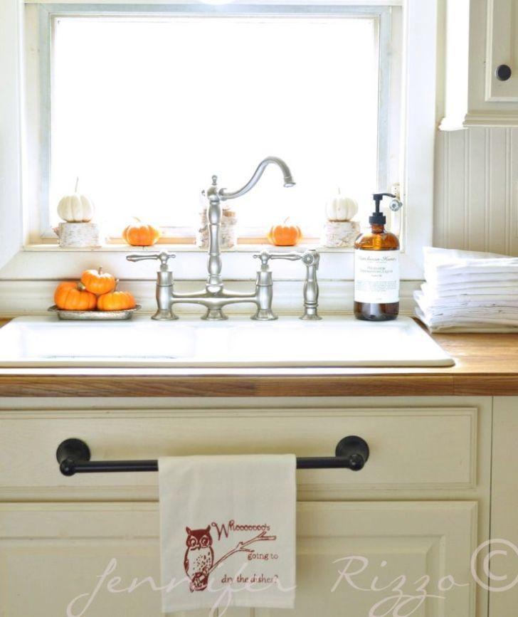 Towel Hanger Racks Kitchen Rack Rod Fall