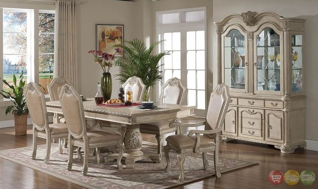 Image Result For Dining Room Table Set With Hutch