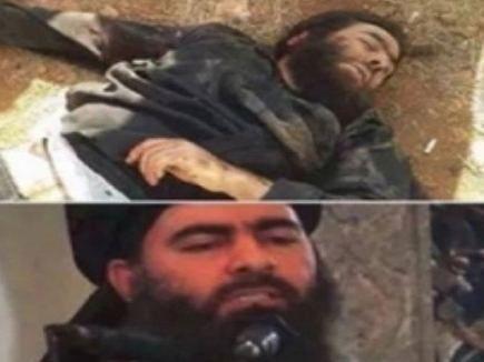 Image result for ISIS Leader Abu Bakr al-Baghdadi 'Killed In Massive Airstrike'