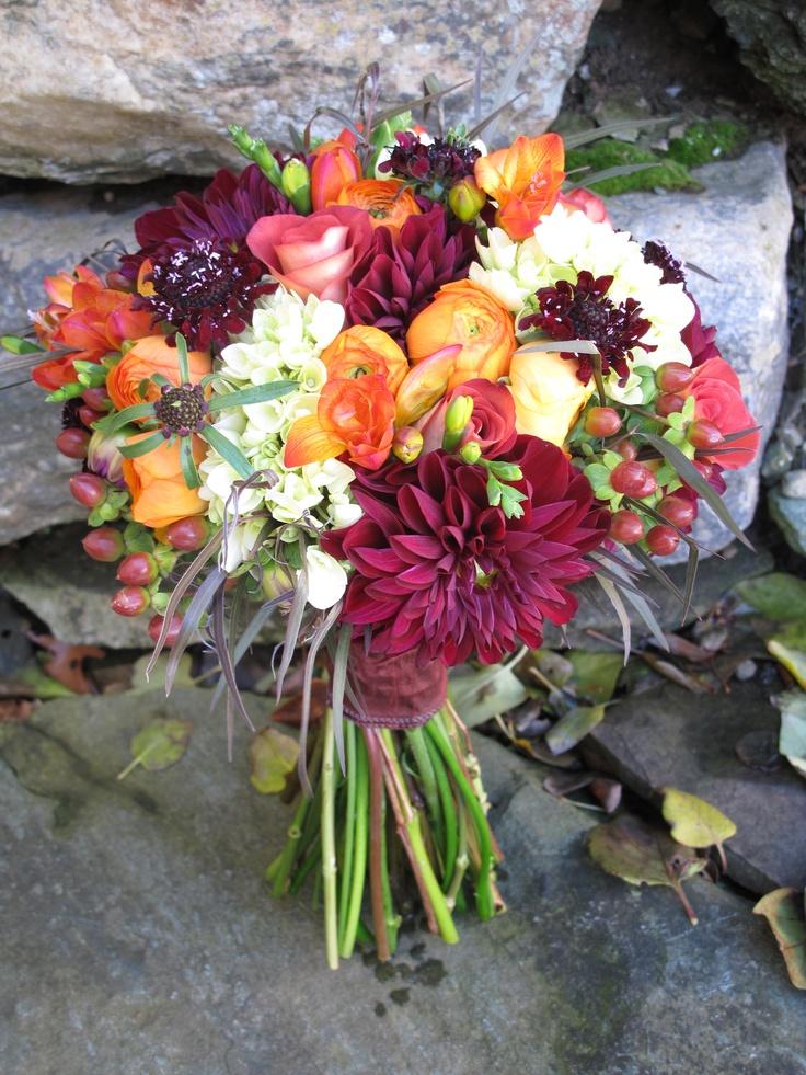 "pretty flowers To Say ""I Do"" Pinterest Wedding, Fall"