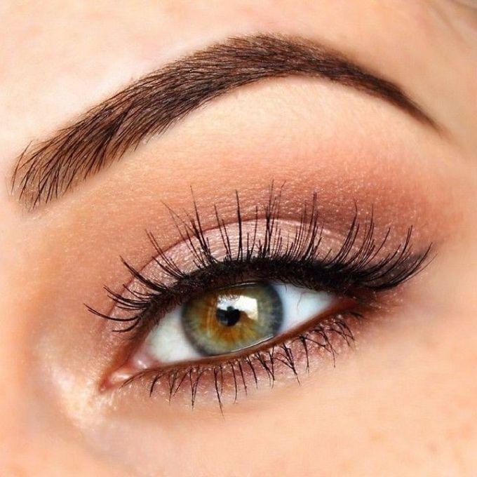 Natural Makeup For Hazel Eyes Jidimakeup