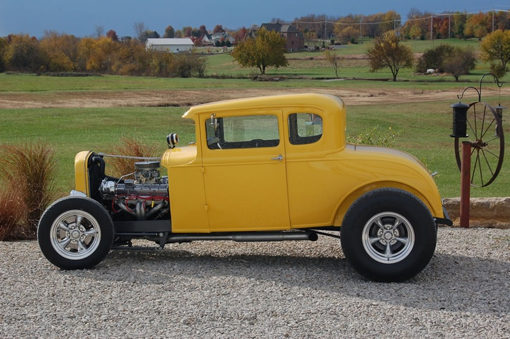 1930 Ford Model A Street Rod For Sale By Owner Offered For
