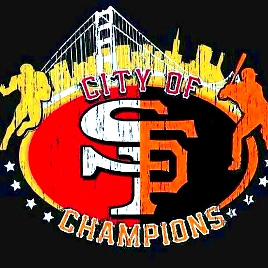 SF city of champions! SF Giants Pinterest Babies