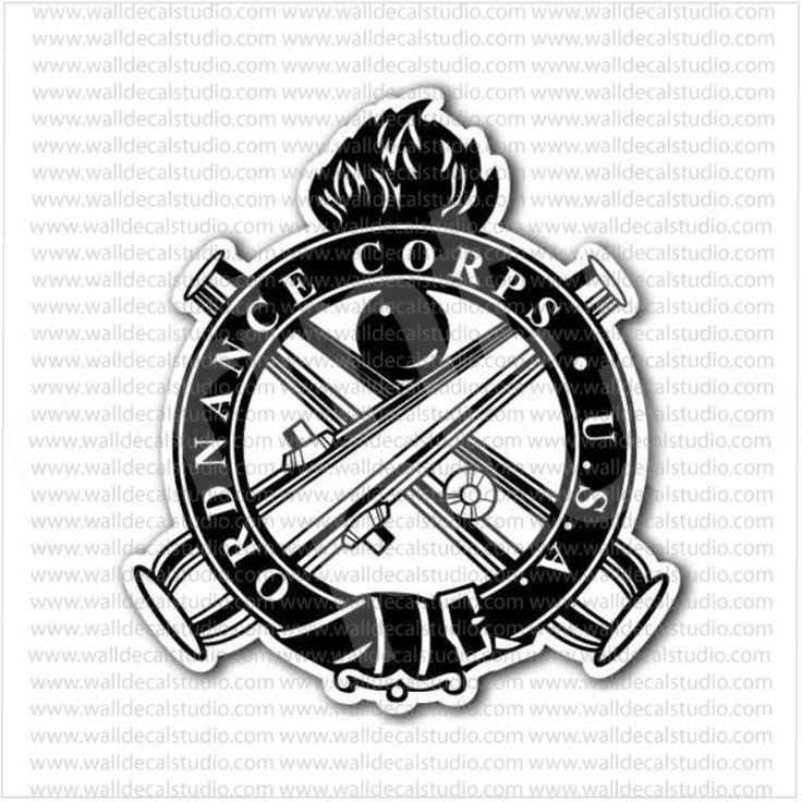 Us Army Unit Crest Tattoo