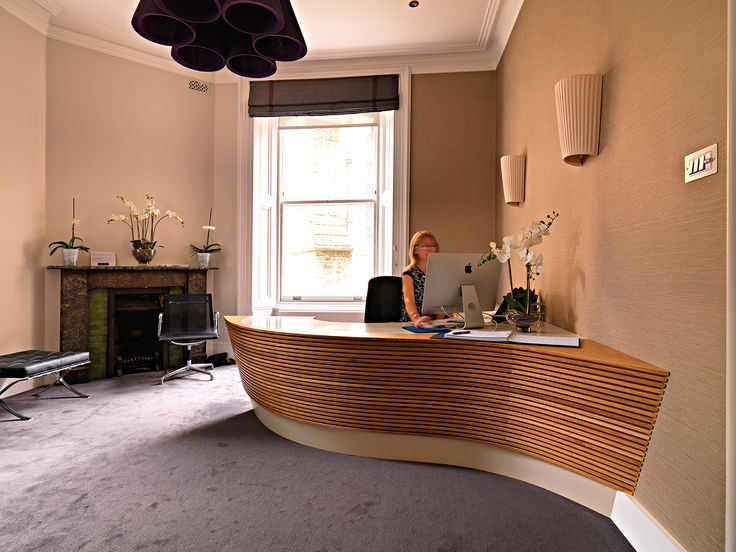 17 Best Ideas About Curved Reception Desk On Pinterest
