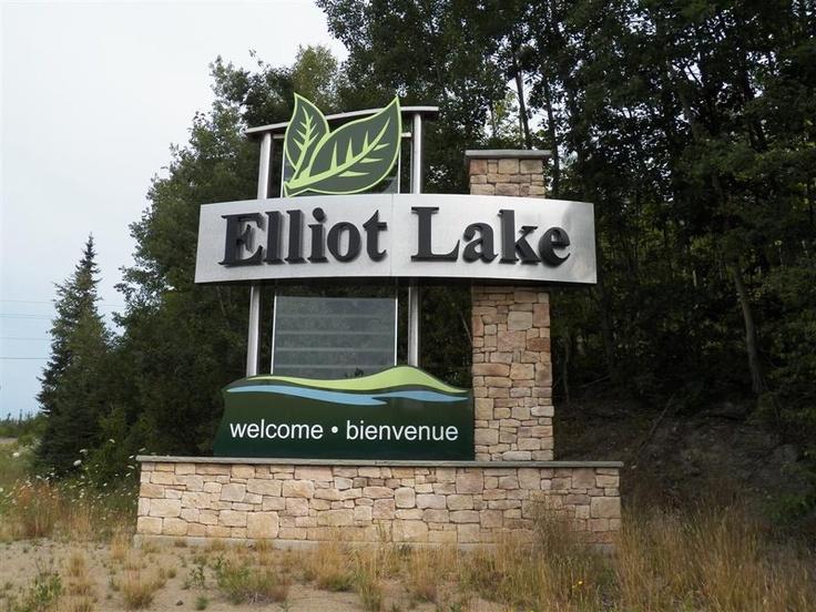 Elliot Lake .. Places I've been Pinterest