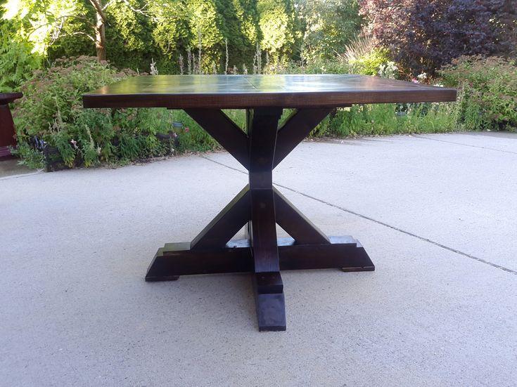 25 Best Ideas About Pedestal Table Base On Pinterest Diy Table Legs Diy Furniture Plans Wood