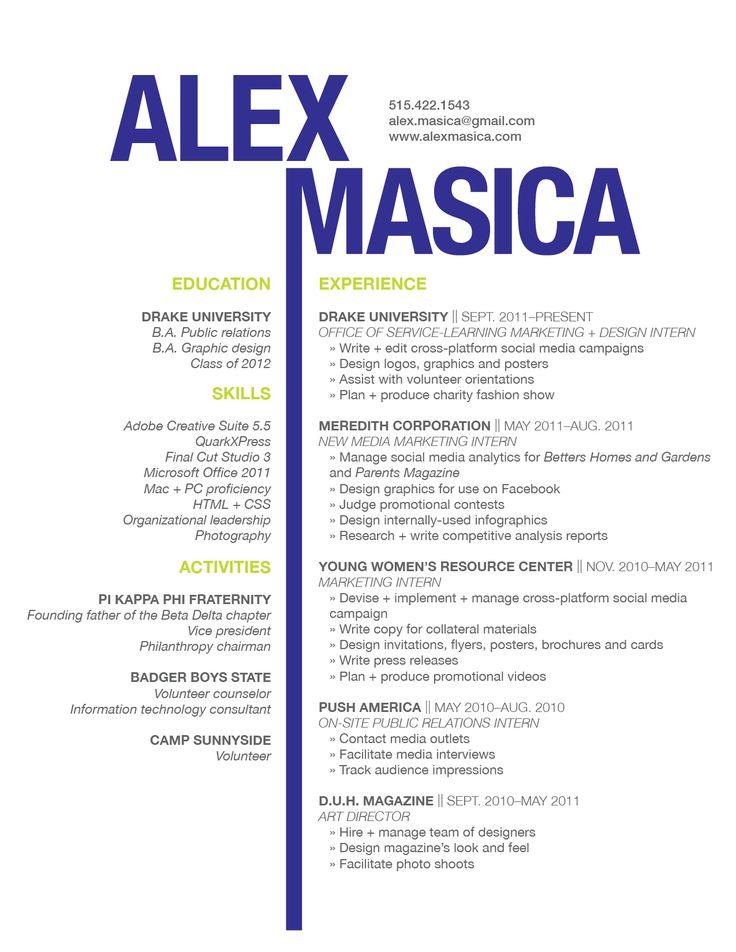 graphic design resume pdf mostrare psd portfolio template