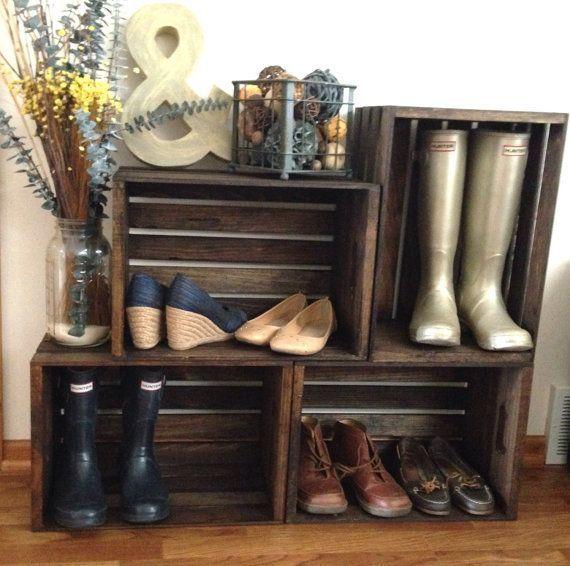 25 Best Ideas About Entryway Shoe Storage On Pinterest