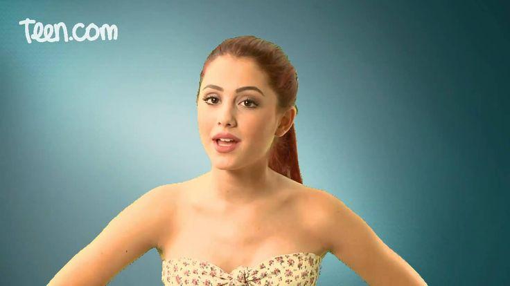 17 Best Ideas About Ariana Grande Nickelodeon On Pinterest