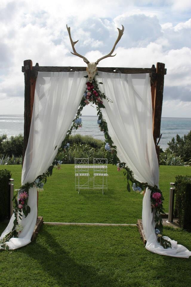 25 Best Ideas About Antler Wedding Decor On Pinterest