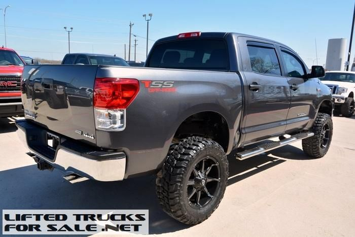 2013 Toyota Tundra Crewmax 5 7l 4wd Lifted Truck Lifted