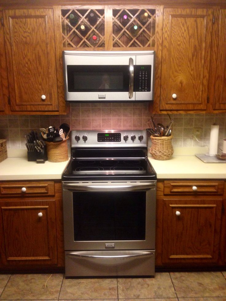 25 Best Ideas About Over The Counter Microwave On