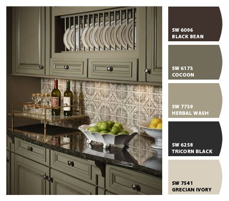 Paint Colors From Chip It By Sherwin Williams Kitchen