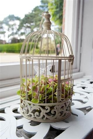 11 Best Images About Bird Cage Decor On Pinterest