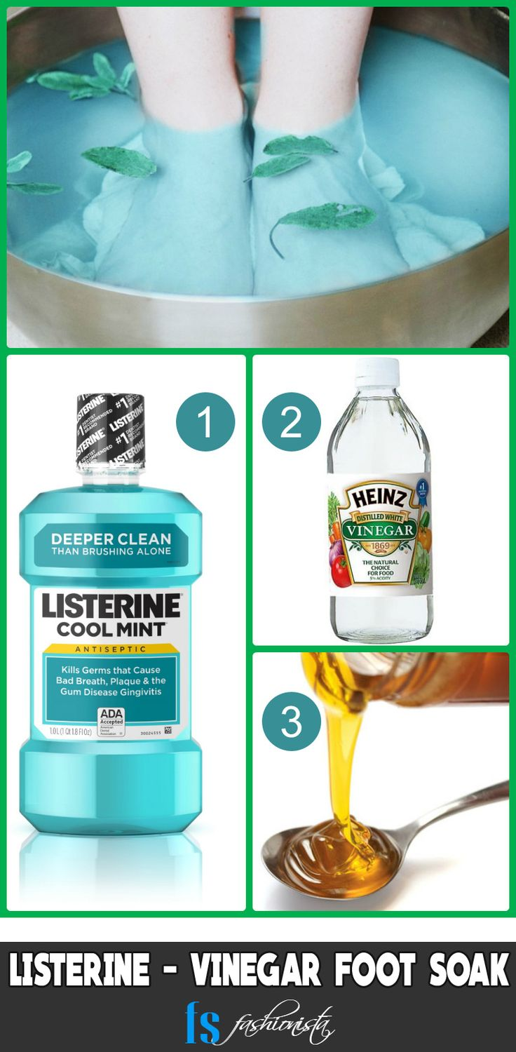 7 Listerine Foot Soak Recipes For Soft Amp Silky Feet