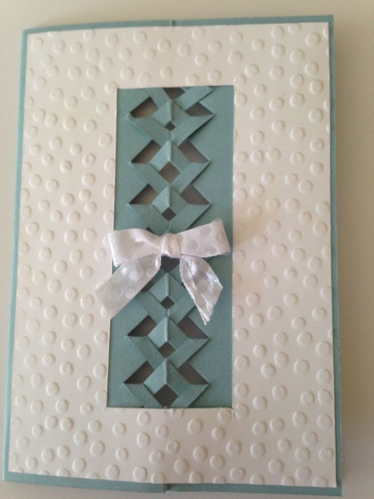100 Best Images About Braided Cards On Pinterest Paper