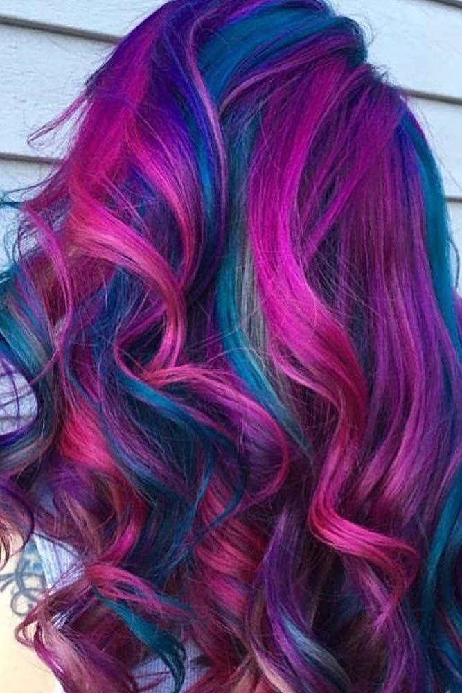 Best 20 Rainbow Hair Ideas On Pinterest Dyed Hair