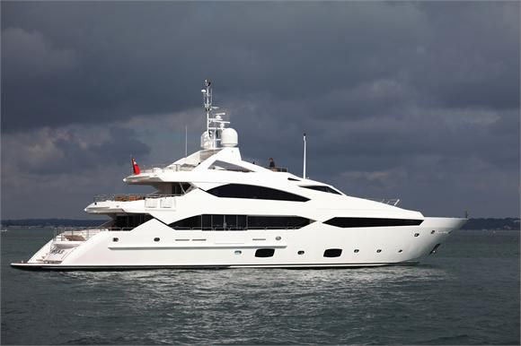 Sunseeker 40 Metre Yacht One Of The Best Boats Ever To Be