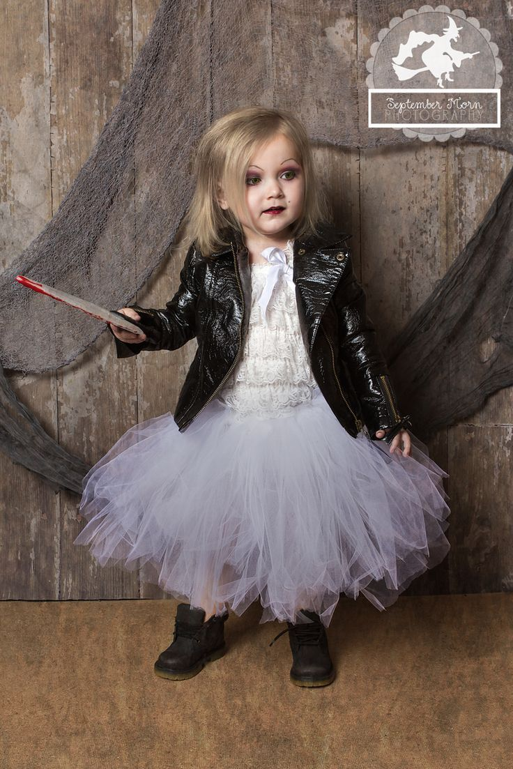 bride of chucky kids costume The Bride of Chucky Doll