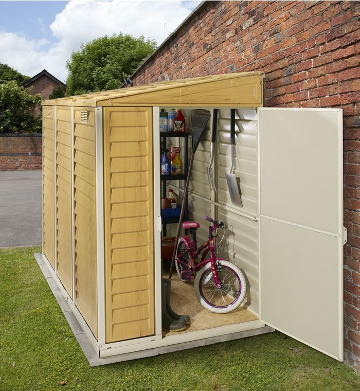 Lean To Shed Storage Pinterest Sheds, Lean to shed
