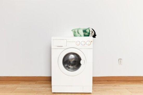 洗濯機でスニーカー