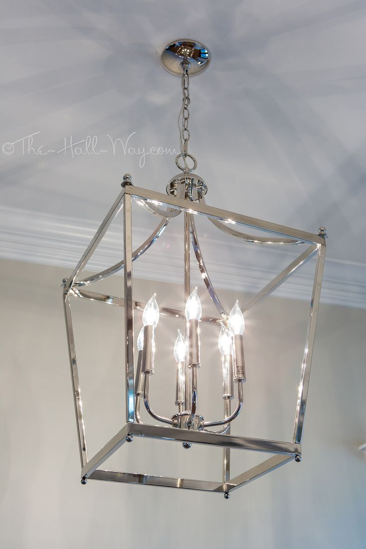 Carriage Pendant Light