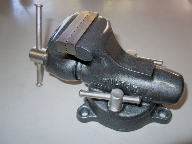 2 Inch Baby Vise Restored By Dan Just An Awesome Job