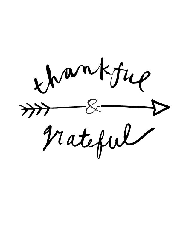 Giving Thanks // Design Loves Company   A Lifestyle Design Blog