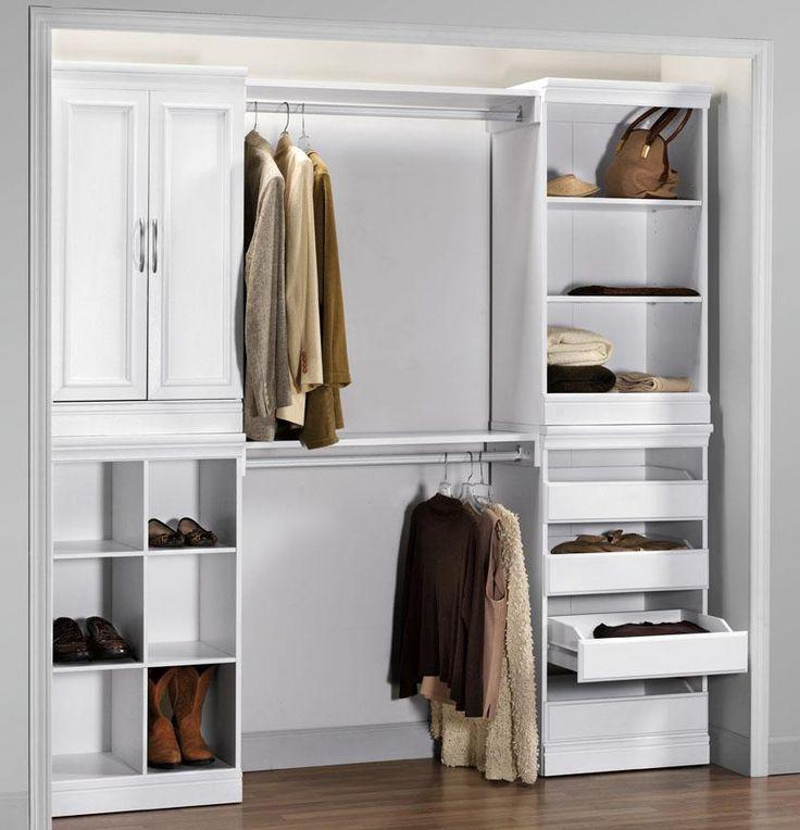 Manhattan Modular Storage Cabinet Closet Cabinets