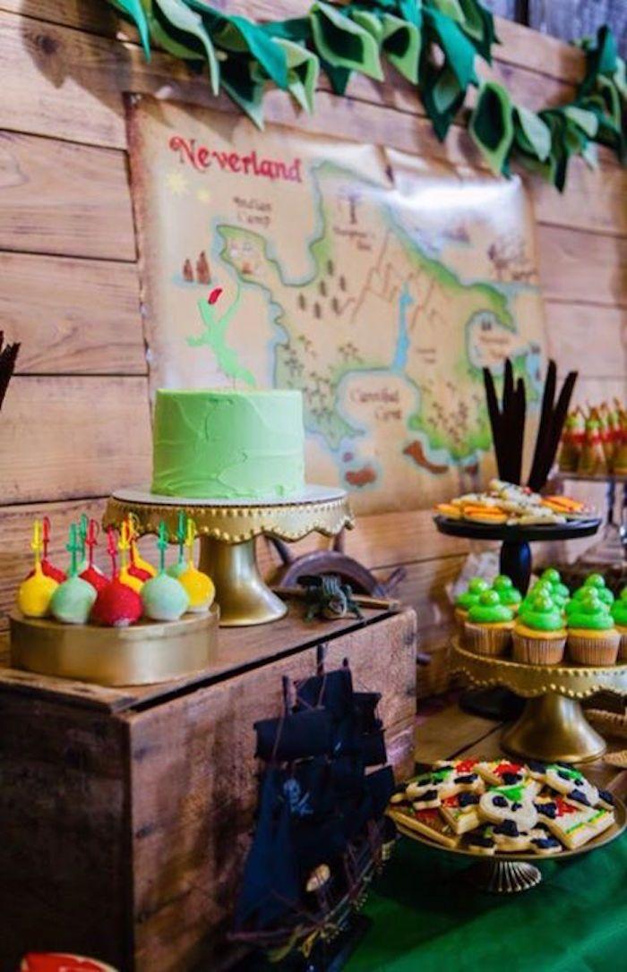 Best 20 Peter Pan Cakes Ideas On Pinterest Silhouette
