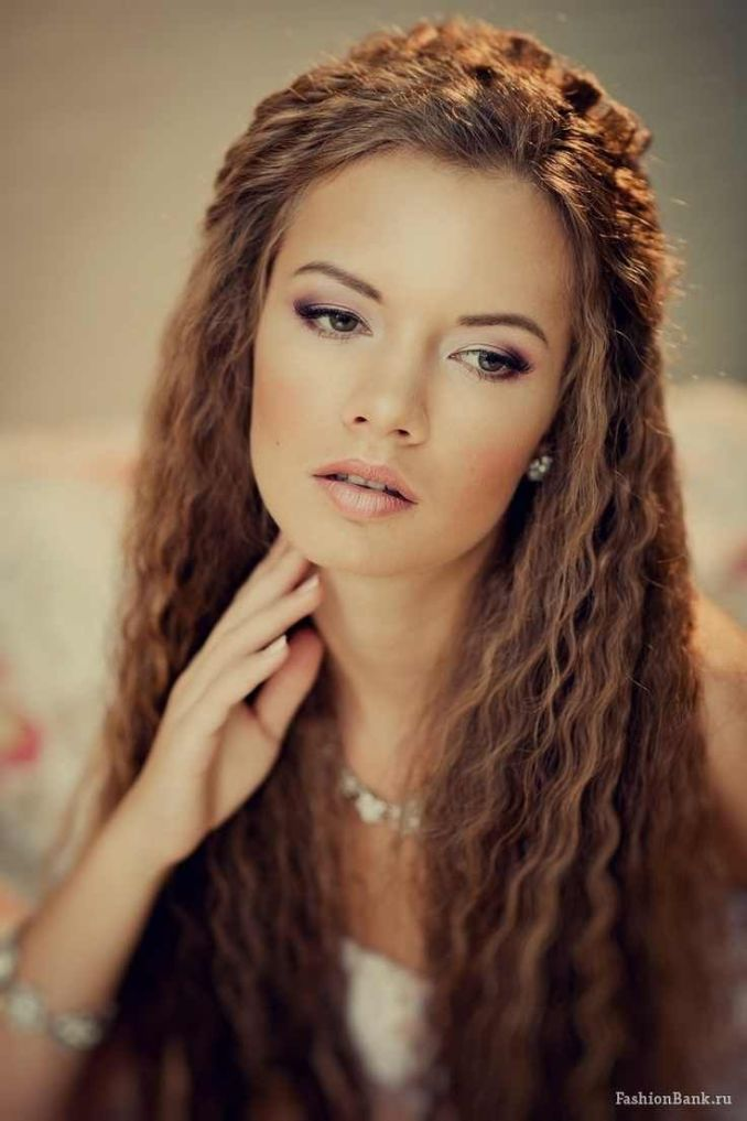 Image Result For Crimping Hairstyles Long Hair