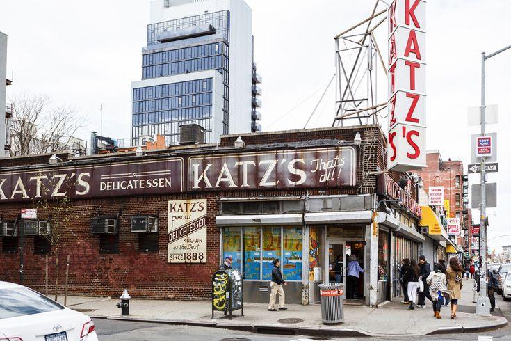 Lower East Side Restaurants Nyc