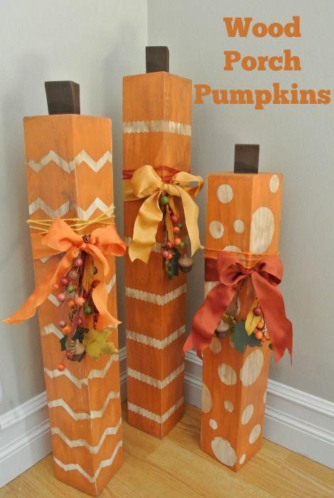 DIY Pumpkin Ideas 23