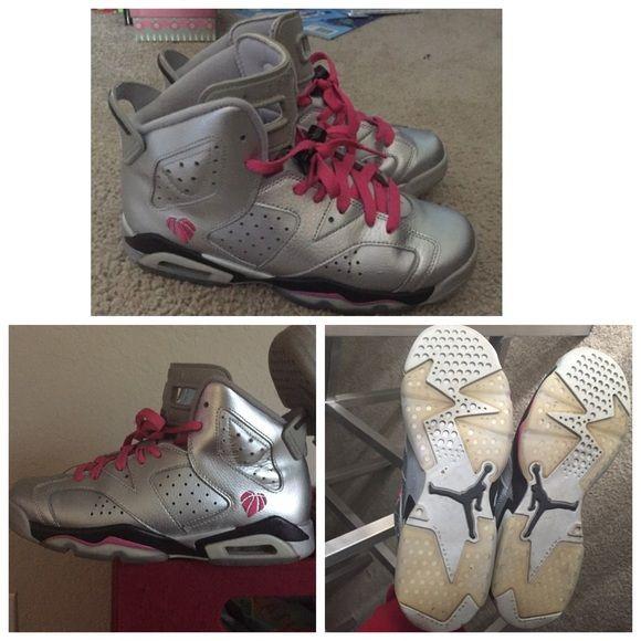 Jordan 6s Jordan Valentine 6s 710 Condition Some