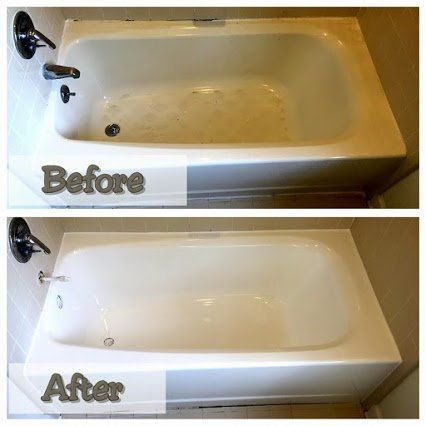 1000 Ideas About Bathtub Refinishing On Pinterest