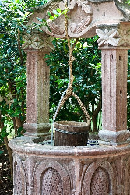 How To Build A Wishing Well Fountain WoodWorking Projects Amp Plans