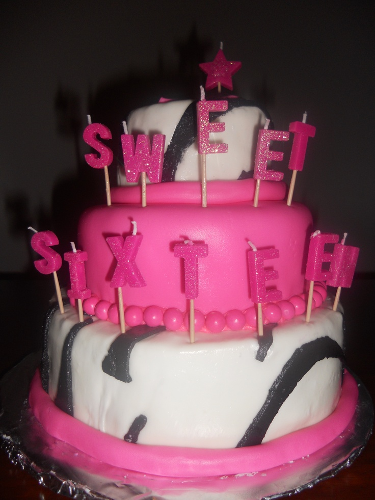 17 Best Images About Twins 16th Birthday Cakes On