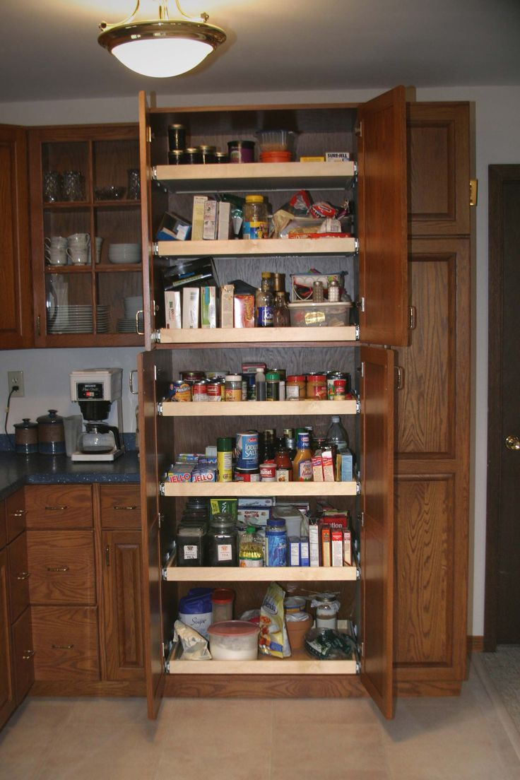 kitchen pull out pantry pantry this pantry is